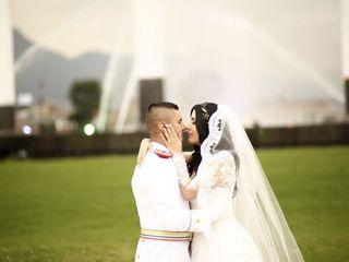 El matrimonio de Ángela y Edwin  3