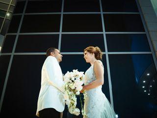 El matrimonio de Maria Cecilia y Miguel