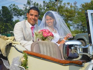 El matrimonio de Stefania y Daniel 1
