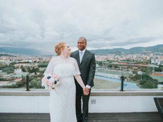 El matrimonio de Joanna y Max 1