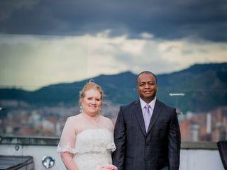 El matrimonio de Joanna y Max 3