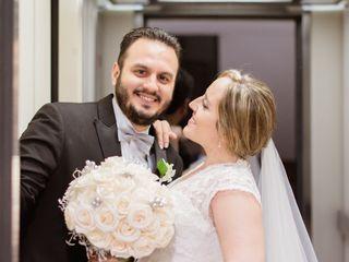 El matrimonio de Estefanía y Rubén 1