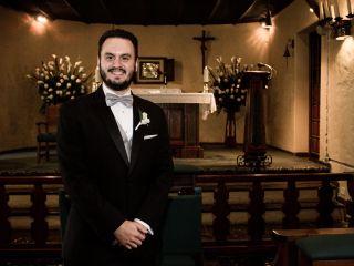El matrimonio de Estefanía y Rubén 2