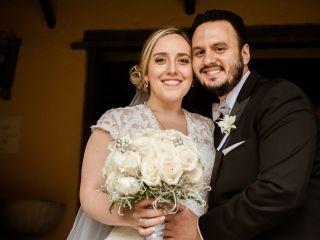 El matrimonio de Estefanía y Rubén