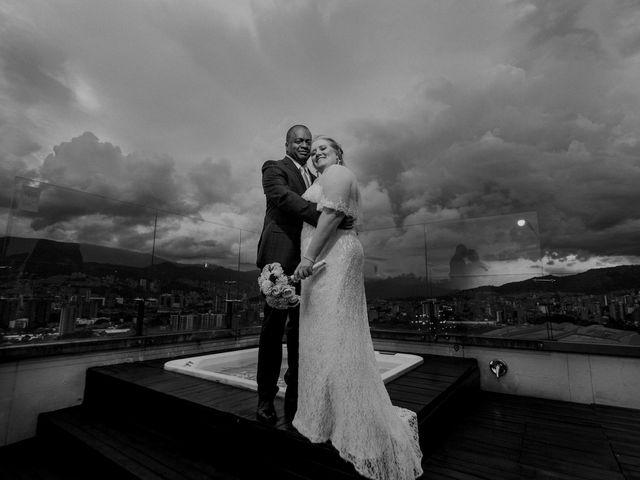 El matrimonio de Max y Joanna en Medellín, Antioquia 2