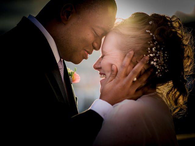El matrimonio de Joanna y Max