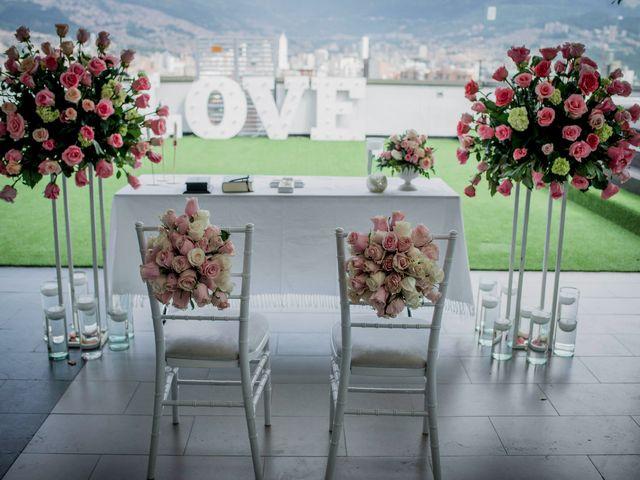 El matrimonio de Max y Joanna en Medellín, Antioquia 7