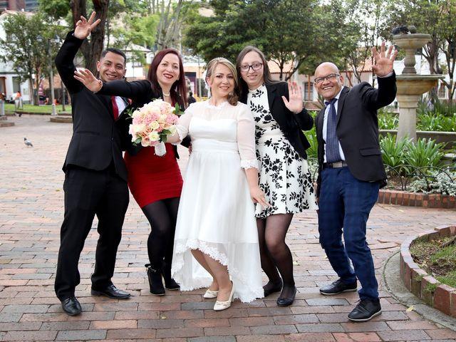 El matrimonio de Fredy y Johanna en Bogotá, Bogotá DC 5