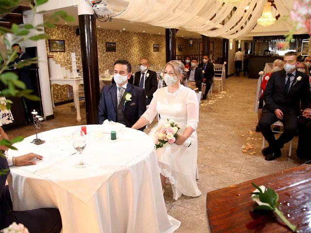 El matrimonio de Fredy y Johanna en Bogotá, Bogotá DC 11