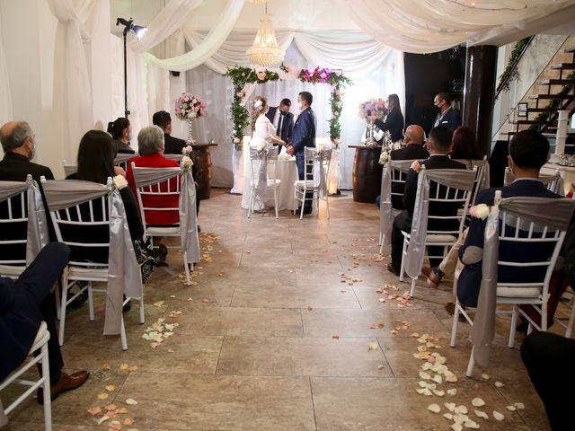 El matrimonio de Fredy y Johanna en Bogotá, Bogotá DC 12
