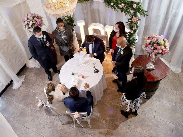 El matrimonio de Fredy y Johanna en Bogotá, Bogotá DC 15