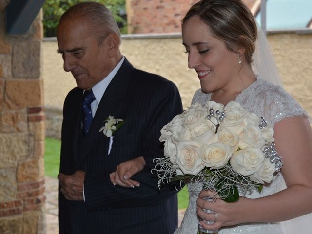 El matrimonio de Rubén y Estefanía en Bogotá, Bogotá DC 5