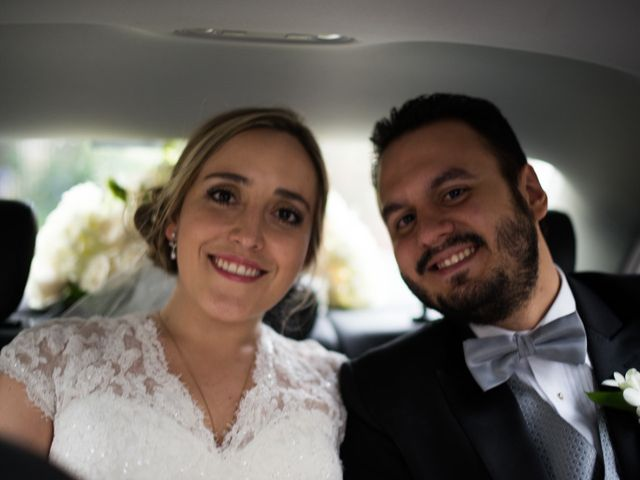 El matrimonio de Rubén y Estefanía en Bogotá, Bogotá DC 7