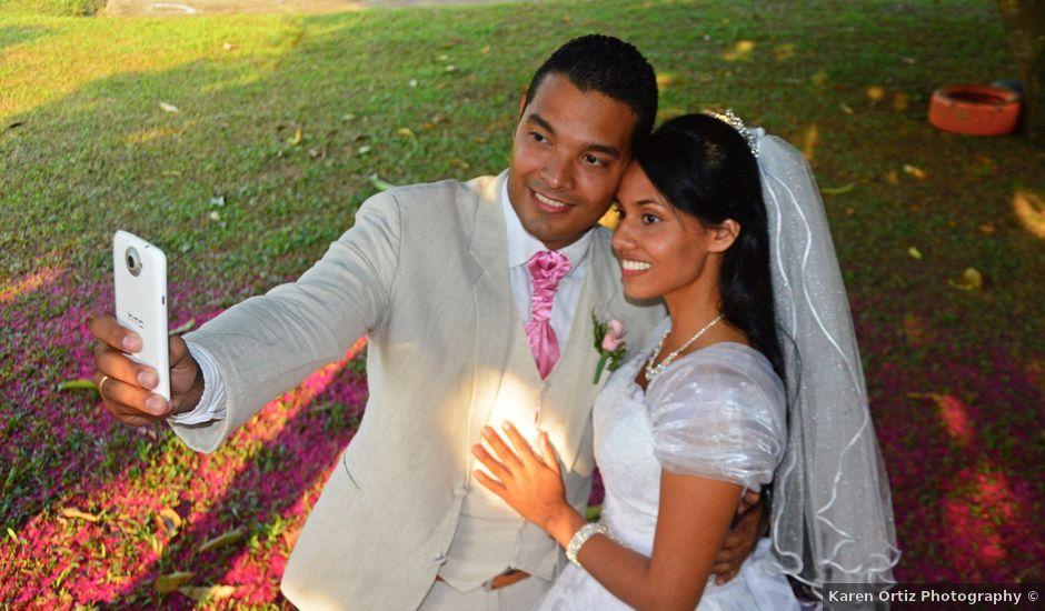 El matrimonio de Daniel y Stefania en Cali, Valle del Cauca