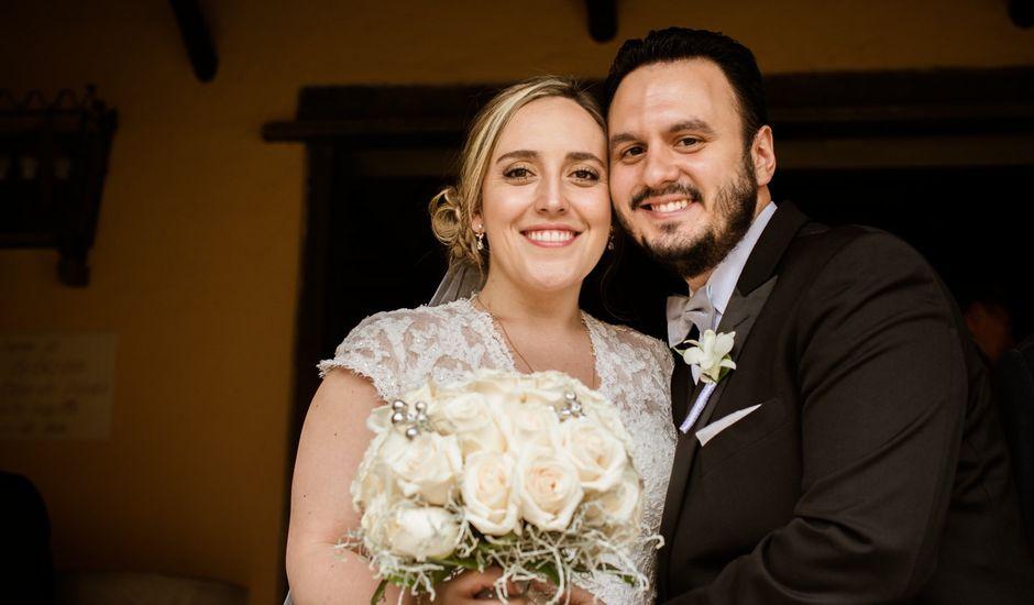 El matrimonio de Rubén y Estefanía en Bogotá, Bogotá DC