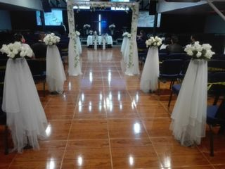 El matrimonio de Leidy Giselle y Joan Andrés 1