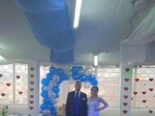 El matrimonio de Leidy Giselle y Joan Andrés 2