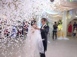 El matrimonio de Candy y Ahmed 3