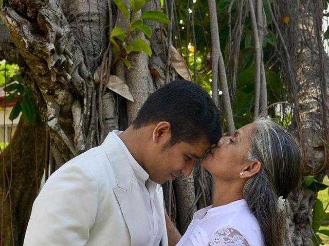 El matrimonio de Jhon y Loly en Cartagena, Bolívar 3