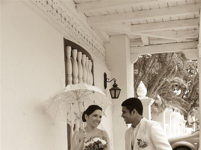El matrimonio de Jhon y Loly en Cartagena, Bolívar 8