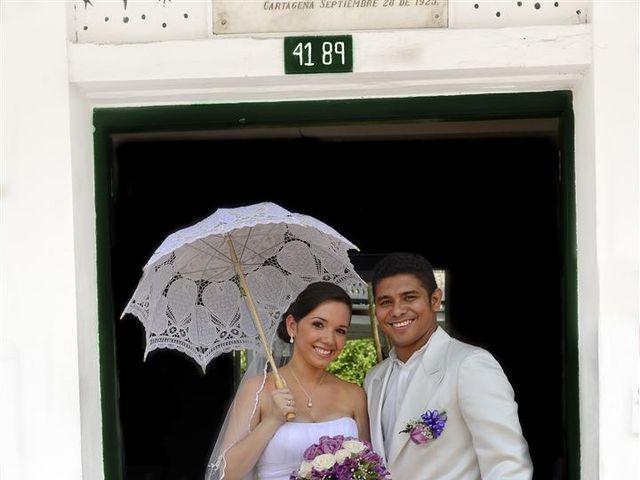 El matrimonio de Jhon y Loly en Cartagena, Bolívar 10