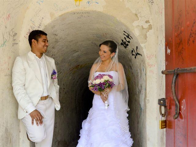 El matrimonio de Jhon y Loly en Cartagena, Bolívar 12