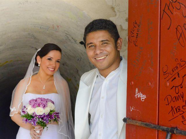 El matrimonio de Jhon y Loly en Cartagena, Bolívar 13
