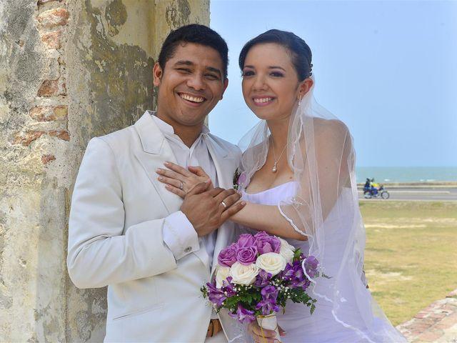 El matrimonio de Loly y Jhon