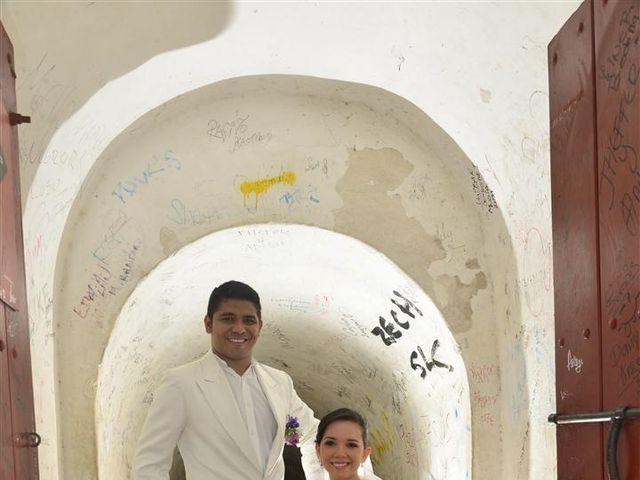 El matrimonio de Jhon y Loly en Cartagena, Bolívar 23