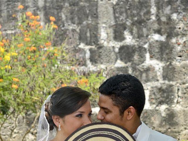 El matrimonio de Jhon y Loly en Cartagena, Bolívar 29