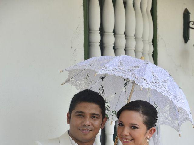 El matrimonio de Jhon y Loly en Cartagena, Bolívar 31