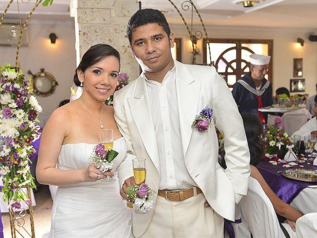 El matrimonio de Jhon y Loly en Cartagena, Bolívar 32