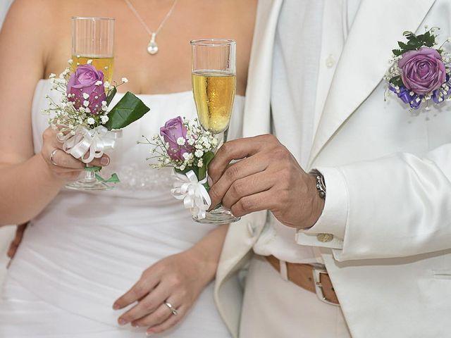 El matrimonio de Jhon y Loly en Cartagena, Bolívar 33