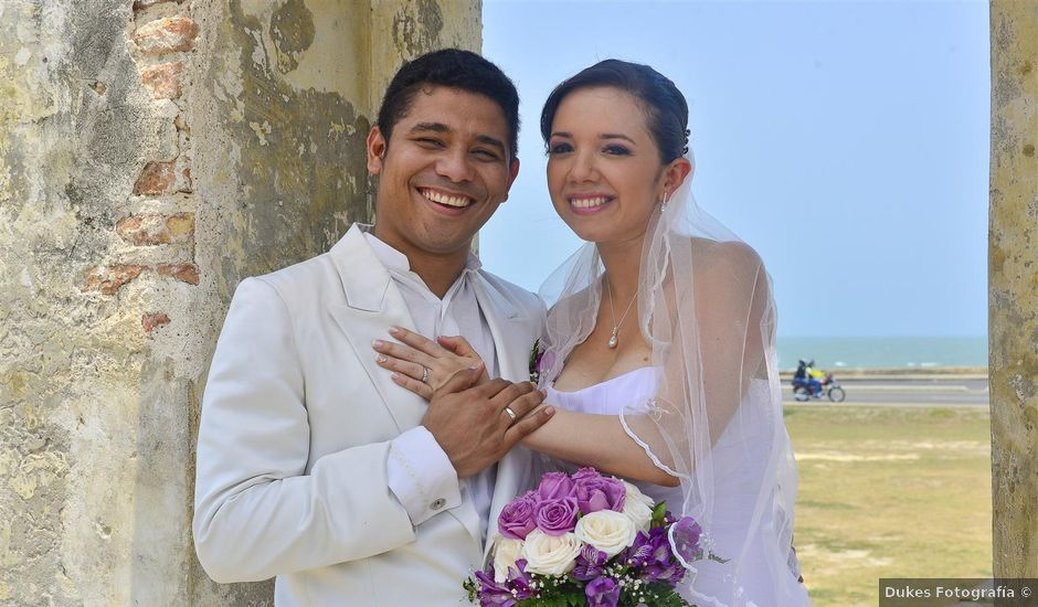 El matrimonio de Jhon y Loly en Cartagena, Bolívar