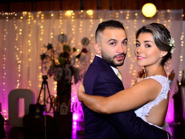 El matrimonio de Juliana y Juan