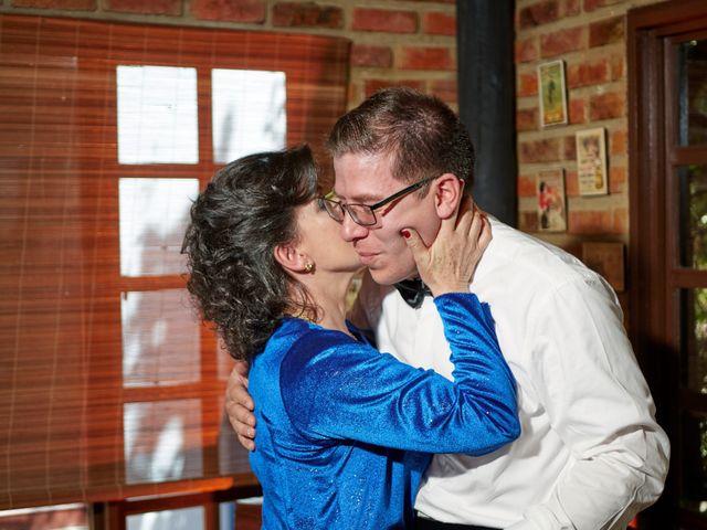 El matrimonio de Gregorio y Linda en Bogotá, Bogotá DC 8