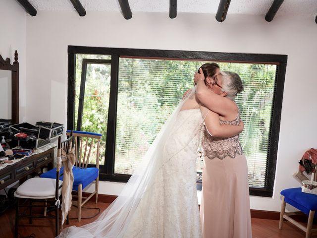 El matrimonio de Gregorio y Linda en Bogotá, Bogotá DC 12