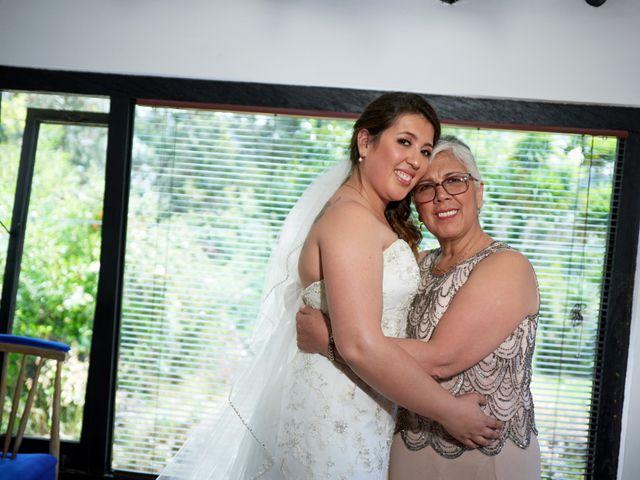 El matrimonio de Gregorio y Linda en Bogotá, Bogotá DC 13