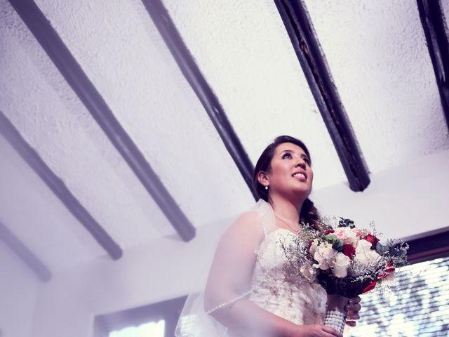 El matrimonio de Gregorio y Linda en Bogotá, Bogotá DC 14