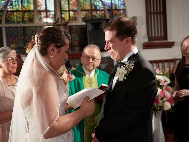 El matrimonio de Gregorio y Linda en Bogotá, Bogotá DC 15