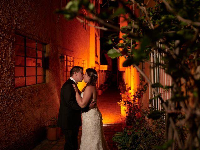 El matrimonio de Linda y Gregorio