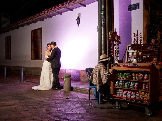 El matrimonio de Gregorio y Linda en Bogotá, Bogotá DC 24
