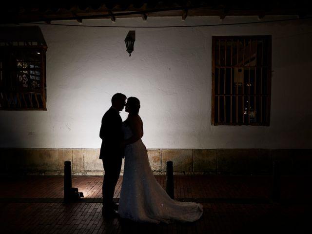 El matrimonio de Gregorio y Linda en Bogotá, Bogotá DC 25