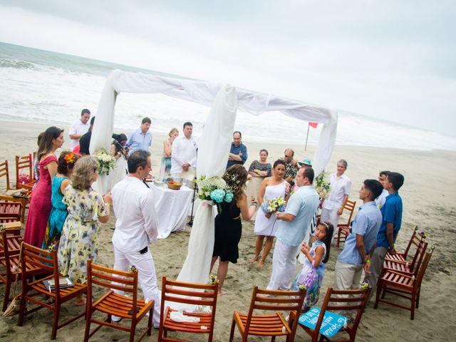 El matrimonio de Hernan y Diana en Santa Marta, Magdalena 1