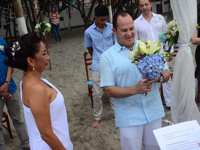 El matrimonio de Hernan y Diana en Santa Marta, Magdalena 6