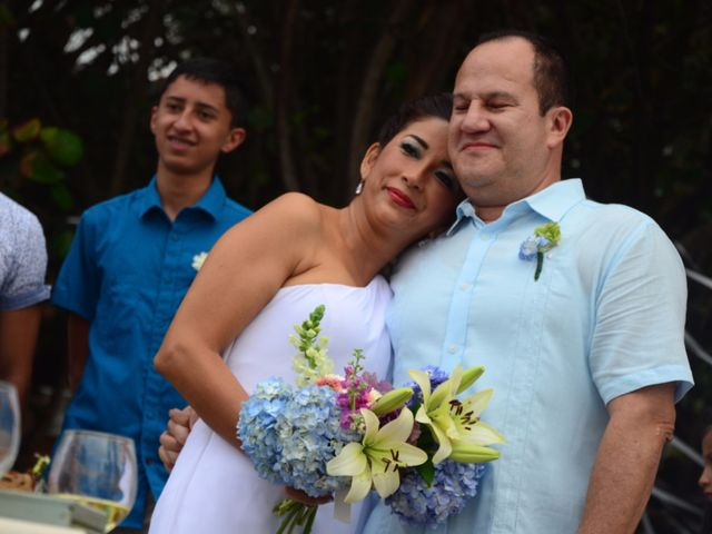 El matrimonio de Hernan y Diana en Santa Marta, Magdalena 7