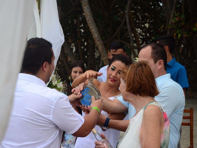 El matrimonio de Hernan y Diana en Santa Marta, Magdalena 8