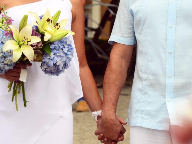 El matrimonio de Hernan y Diana en Santa Marta, Magdalena 9