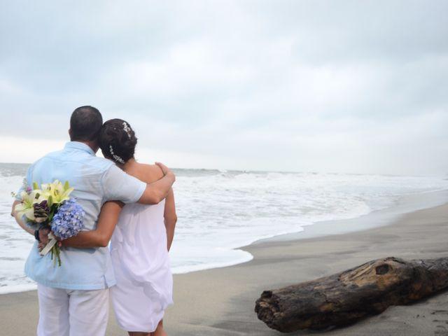 El matrimonio de Hernan y Diana en Santa Marta, Magdalena 2