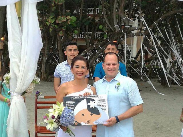 El matrimonio de Hernan y Diana en Santa Marta, Magdalena 10